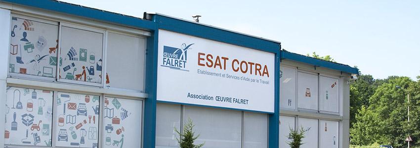 Esat Cotra à Fontenay le Fleury dans les Yvelines ( 78 )