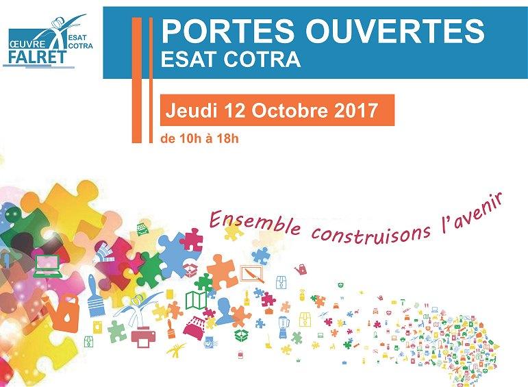 Portes ouvertes aux entreprises des Yvelines ESAT Cotra octobre 2017