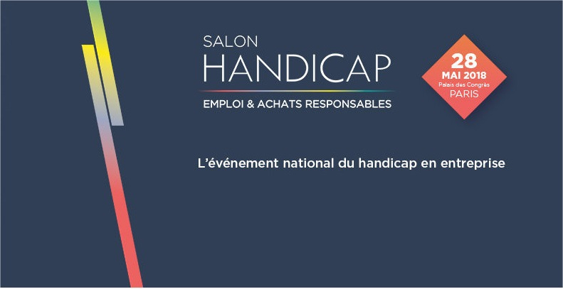 SAlon du Handicap à Paris