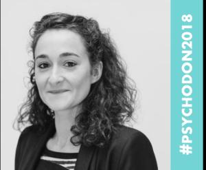 Céline Aimetti, déléguée générale et co-fondatrice de l'association Clubhouse France