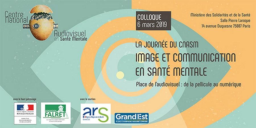 Journée du Centre National Audiovisuel de la Santé Mentale