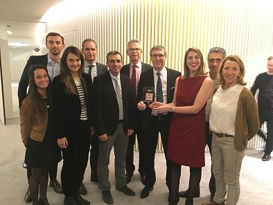 Un partenariat gagnant-gagnant entre GSK et l'Esat Cotra - 2ème édition des Trophées RSE