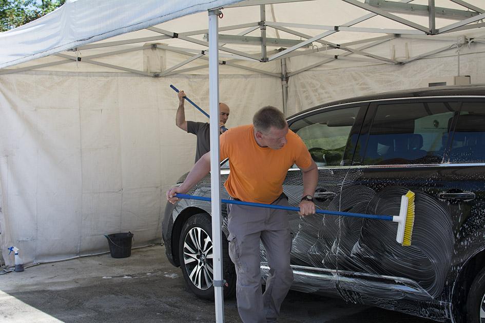 Lavage de voiture dans les Yvelines 78